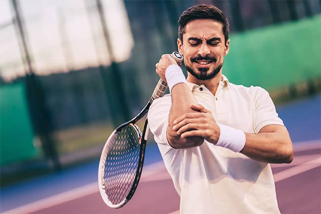 Tennis Elbow (Elbow Tendonitis) Treatment in Chicago